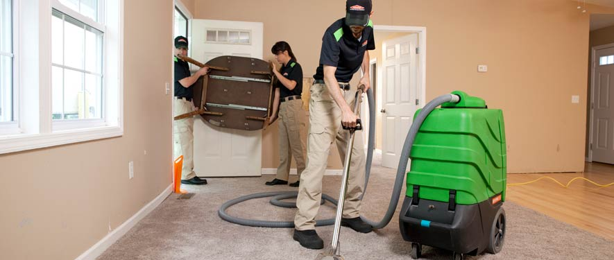 Paducah, KY residential restoration cleaning